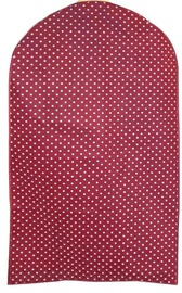 Ordinett Clothing Bag 60x100cm Bordeaux