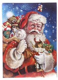 Verners Gift Bag Santa Claus 389211