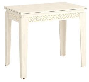 Обеденный стол DaVita Orfej 24.10 Astrid Pine, 900x600x760 мм