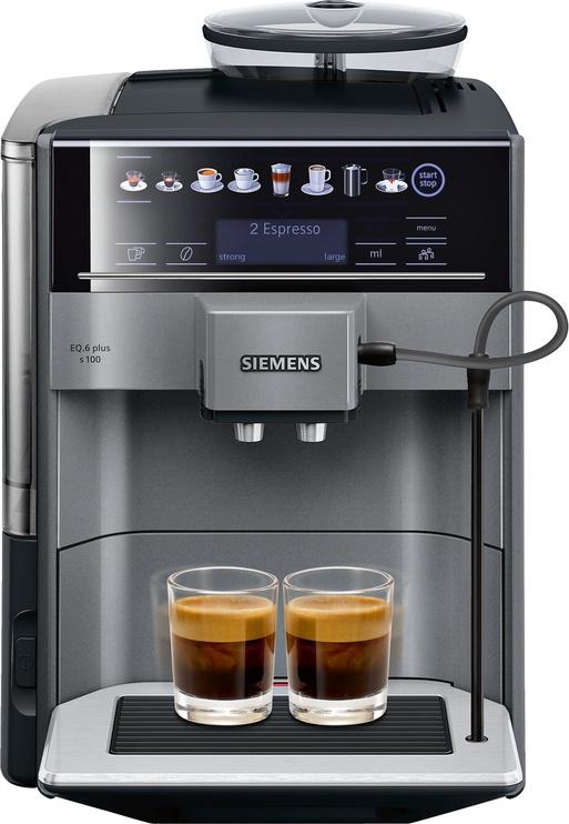 Kohvimasin Siemens EQ.6 Plus s100 TE651209RW