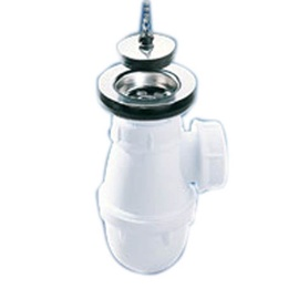 Nicoll Washbasin Siphon With Cover D32mm
