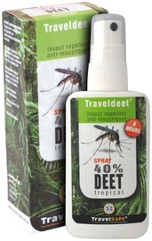 TravelSafe Traveldeet 40% Spray