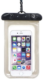TakeMe Universal Waterproof Slim Case For Mobile Devices 6'' Black