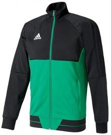 Adidas Tiro 17 Training Jacket BQ2599 Black Green S