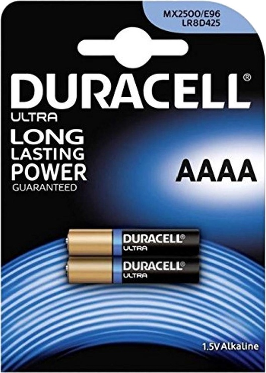 Duracell MX 2500 Ultra Power AAAA LR8D425 2pcs