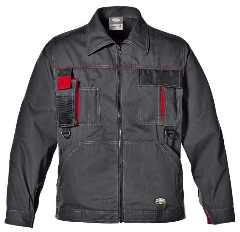 Sir Safety System Harrison Jacket Grey 56