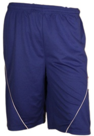 Bars Mens Basketball Shorts Blue/White 180 L