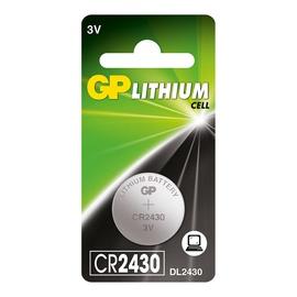 LIITIUM NUPPU RAKU GP CR2430 3V