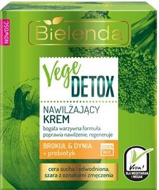 Bielenda Vege Detox Moisturizing Face Cream With Broccoli 50ml