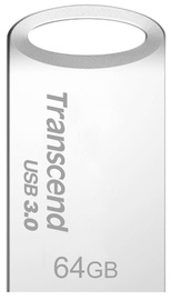 USB флеш-накопитель Transcend JetFlash 710 Metallic, USB 3.0, 64 GB