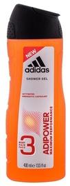 Dušigeel Adidas Adipower Shower Gel, 400 ml