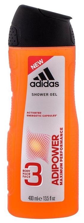 Adidas Adipower Shower Gel 400ml