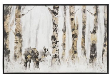 4Living Picture 62x92cm Forest
