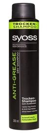 Syoss Anti Grease Dry Shampoo 200ml