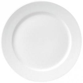 Leela Baralee Simple Plus Plate with Rim 21cm