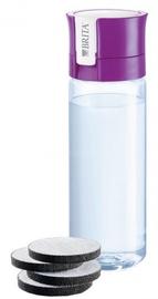 Brita Fill & Go Vital Bottle + 4 MicroDiscs Purple