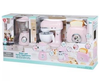 PlayGo Perfect Kitchen Appliance Trio Pink 38236