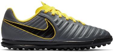 Nike Tiempo Legend 7 Club TF JR AH7261 070 Gray 38