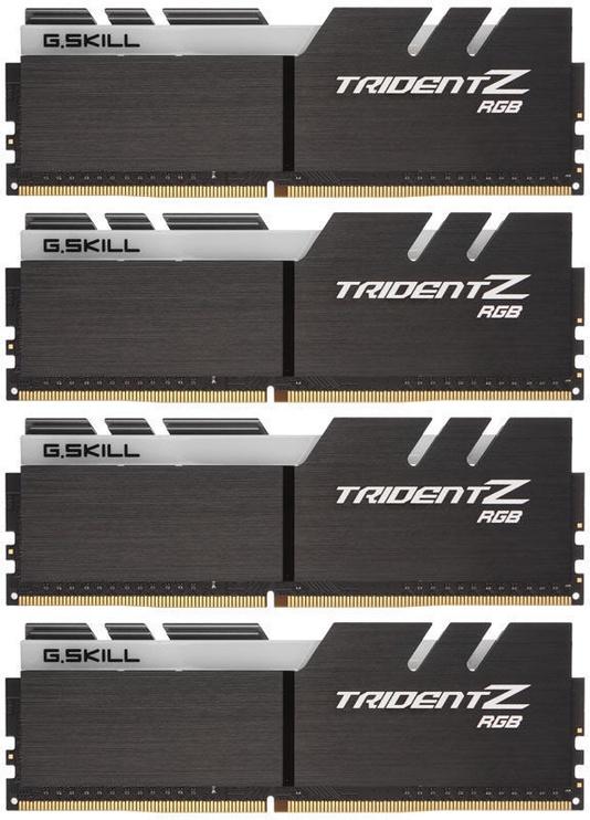 G.SKILL Trident Z RGB 32GB 3600MHz CL16 DDR4 KIT OF 4 F4-3600C16Q-32GTZR