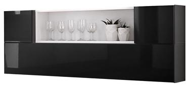 ASM Blox SB II Hanging Cabinet Set Black/White
