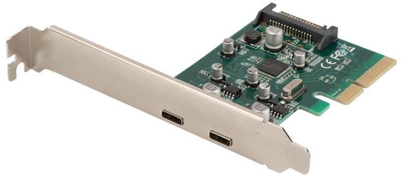 DIGITUS Add-On Card USB3.1 DS-30223