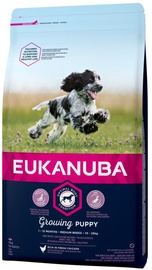 Eukanuba Puppy Medium Breeds Chicken 15kg