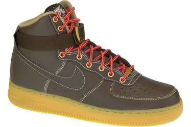Nike Sneakers Air Force 1 High 315121-203 Brown 40.5