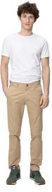 Audimas Tapered Fit Cotton Chino Pants Travertine 184/56