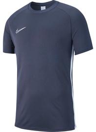 Nike Men's T-shirt M Dry Academy 19 Top SS AJ9088 060 Graphite Blue L