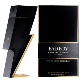 Parfüümid Carolina Herrera Bad Boy 100ml EDP