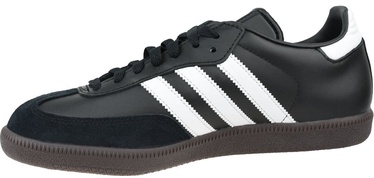 Adidas Samba Leather Shoes 019000 Black 42