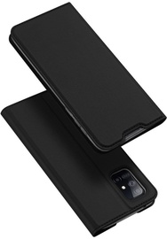Dux Ducis Skin Pro Bookcase For Samsung Galaxy A71 5G Black