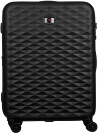 Wenger Lumen Hardside Luggage 61l Black