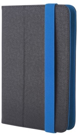 """GreenGo Universal Book Case With Stand 7-8"""" Black/Blue"""