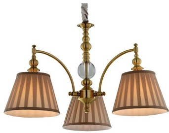 Candellux Austin 3X40W E14 Hanging Ceiling Lamp Patina