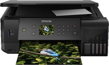 Multifunktsionaalne tindiprinter Epson L7160, värviline
