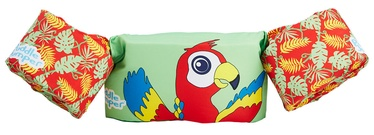 Sevylor Puddle Jumper Parrot Arm Floats Green