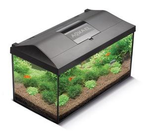 Aquael Aquarium Leddy Set 40 Black