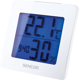 Termomeeter-hügromeeter Sencor SWS1500W