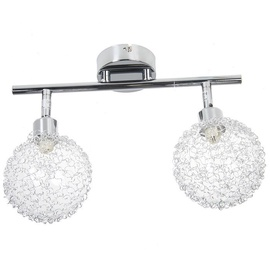 Spider Ceiling Lamp G9 3x33W Chrome