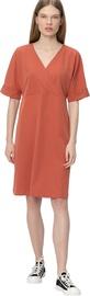 Audimas Light Stretch Fabric Dress Redwood M