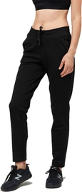 Audimas Womens Soft Touch Modal Sweatpants Black 168/M
