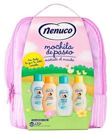 Nenuco Pink Backpack 5pcs Set