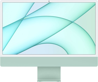 "Apple iMac / MGPH3RU/A / 24"" Retina 4.5K / RUS / M1 8-Core GPU / 8GB RAM / 256GB Green"