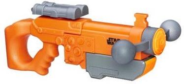 Hasbro Nerf Super Soaker Star Wars VII Chewbacca Bowcast B4446