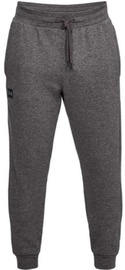 Under Armour Jogger Pants Rival Fleece 1320740-020 Gray M