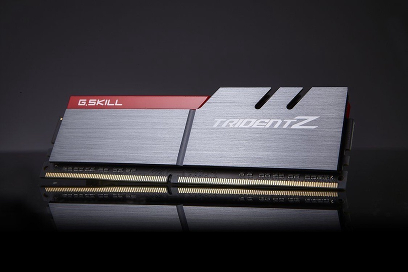 G.SKILL TridentZ 16GB 3200MHz CL16 DDR4 KIT OF 2 F4-3200C16D-16GTZ