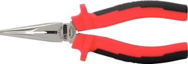 KSTools Long Nose Pliers 160mm Red