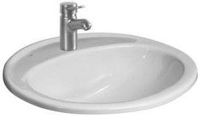 Jika Ibon 560x475mm Washbasin White