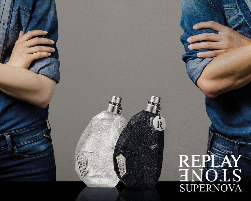 Replay Stone Supernova for Him 30ml EDT